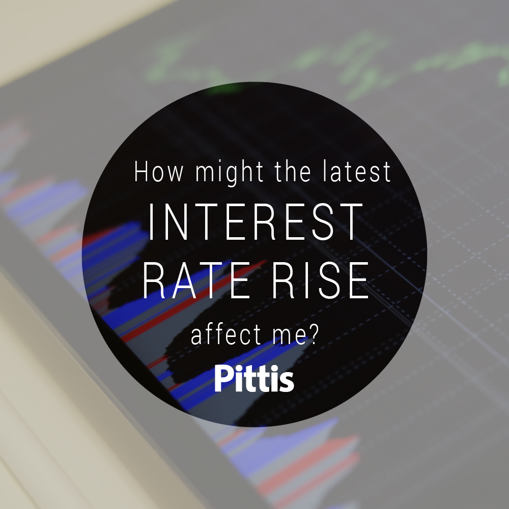 Blog Image Design How Might The Latest Interest Rate Rise Affect Me PS