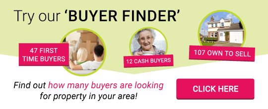 Buyer Finder Website Mobile Banner CW