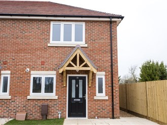 2 bedroom end of terrace house in Chidham, Chichester