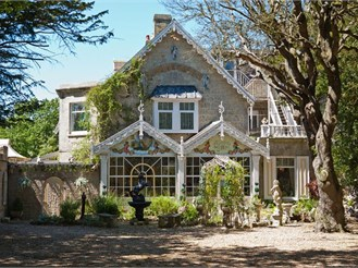 10 bedroom guest house in Niton Undercliff, Ventnor