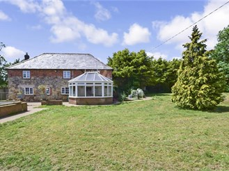 3 bedroom detached house in Godshill, Ventnor