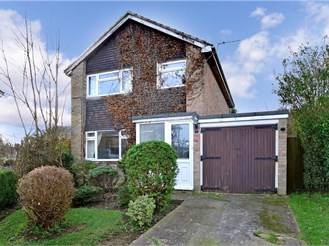 3 bedroom detached house in Godshill