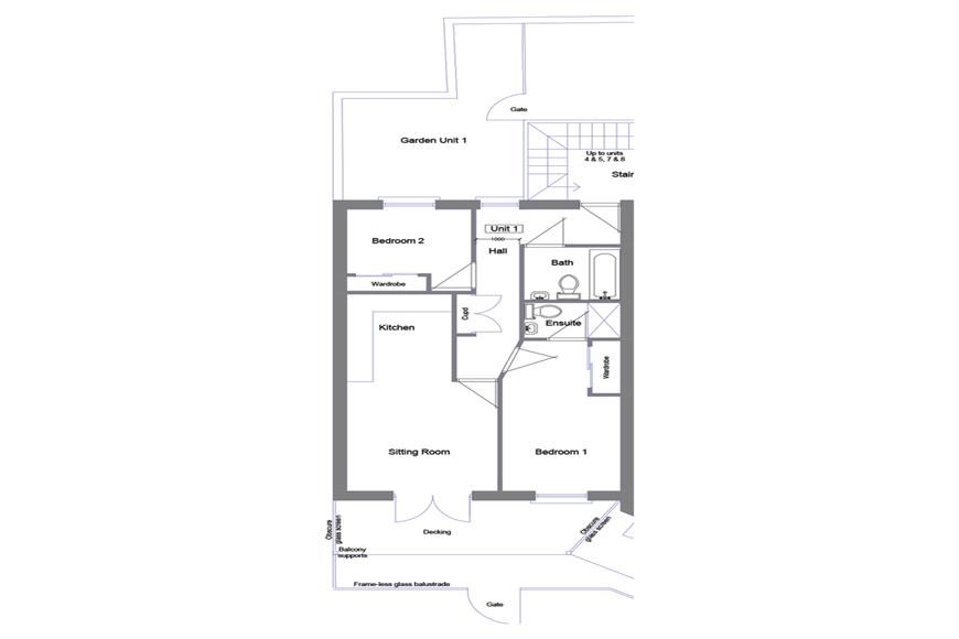 Internal Floor Plan