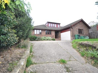 Beechwood Bungalow, West Hill Road, Ryde, Isle of Wight